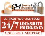 GM Joinery & Locksmith